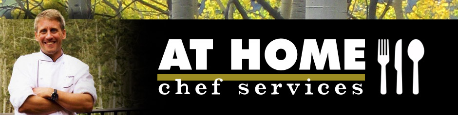 Private Chef Allyn Griffith with At Home Chef Services